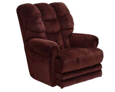 Catnapper Malone Burgundy Power Recliner