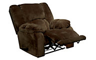 Catnapper Hogan Brown Wall Recliner
