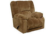 Catnapper Hogan Tan Wall Recliner