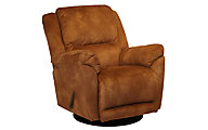 Catnapper Maverick Saddle Reclining Swivel Glider