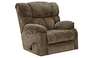 Catnapper Popson Tan Rocker Recliner