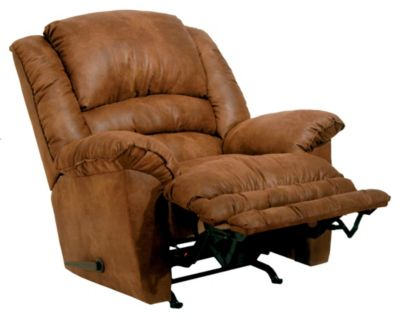 Catnapper Revolver Almond Massage Rocker Recliner