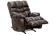 Catnapper Berman Brown Rocker Recliner