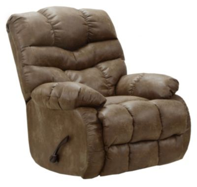 Catnapper Berman Tan Rocker Recliner