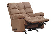 Catnapper Magnum Tan Massage Rocker Recliner
