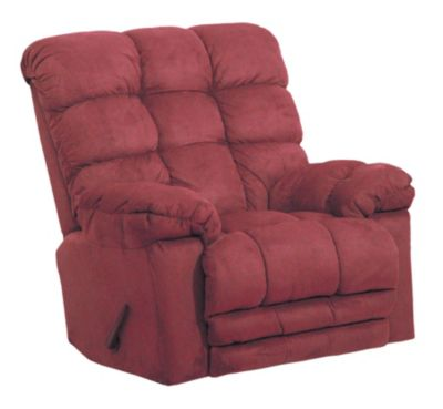 Catnapper Magnum Red Massage Rocker Recliner