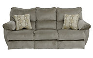 Catnapper Gavin Tan Power Reclining Sofa