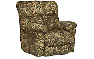 Catnapper Chimney Rock Tree Power-Lay Flat Recliner