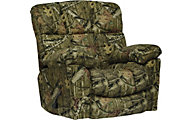Catnapper Chimney Rock Mossy Oak Lay-Flat Recliner