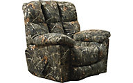 Catnapper Chimney Rock Foliage Lay-Flat Recliner
