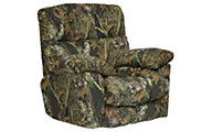 Catnapper Chimney Rock Oak Lay-Flat Recliner