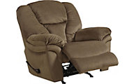 Catnapper Drew Tan Rocker Recliner
