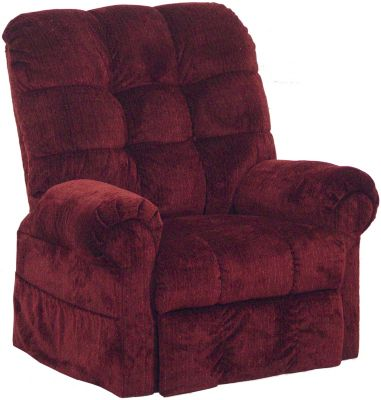 Catnapper Omni Burgundy Power Lift Chair