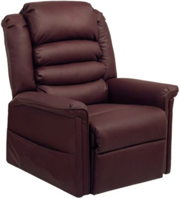 Catnapper Invincible Burgundy Lift Chair