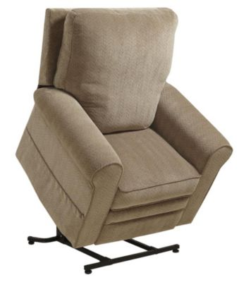 Catnapper Edwards Cream Lift Chair