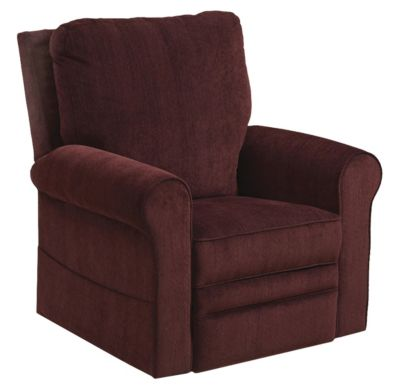 Catnapper Edwards Plum Lift Chair
