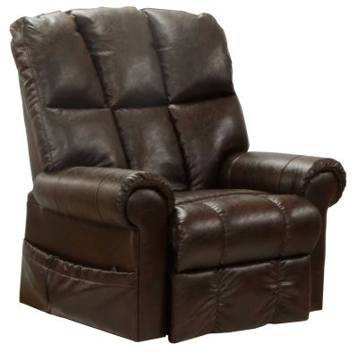 Catnapper Stallworth Espresso Bonded Leather Lift Chair