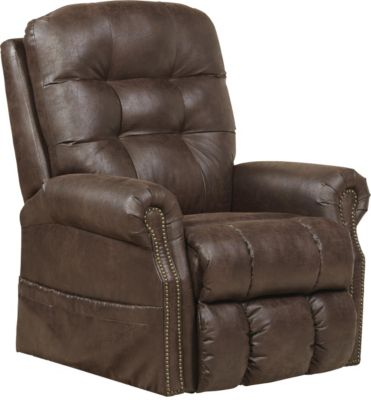 Catnapper Ramsey Espresso Massage Lay-Flat Lift Chair