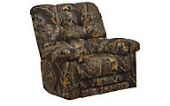 Catnapper Magnum Mossy Oak Rocker Recliner