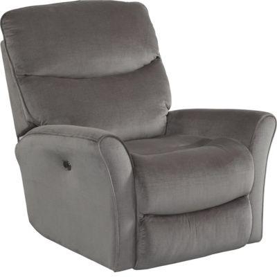 Catnapper Evan Gray Power Wall Recliner