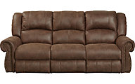Catnapper Westin Chocolate Power Reclining Sofa