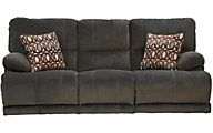 Catnapper Riley Charcoal Power Reclining Sofa