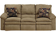 Catnapper Impulse Coffee Reclining Sofa