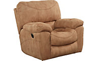 Catnapper Terrance Tan Power Rocker Recliner