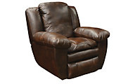 Catnapper Sonoma Leather Rocker Recliner