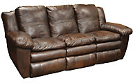 Catnapper Sonoma Leather Reclining Sofa