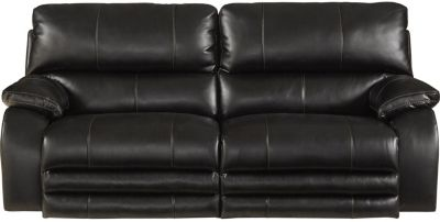 Catnapper Sheridan Power Lay-Flat Sofa With Power Headrest