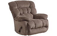 Catnapper Daly Brown Rocker Recliner