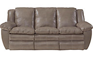 Catnapper Aria Leather Lay-Flat Sofa
