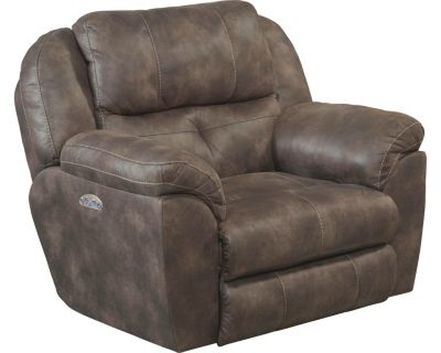 Catnapper Ferrington Lay-Flat Power Recliner