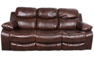 Catnapper Dallas Leather Reclining Sofa