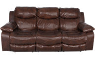 Catnapper Dallas Leather Power Reclining Sofa