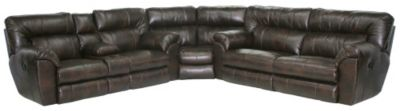 Catnapper Nolan 3-Piece Reclining Sectional