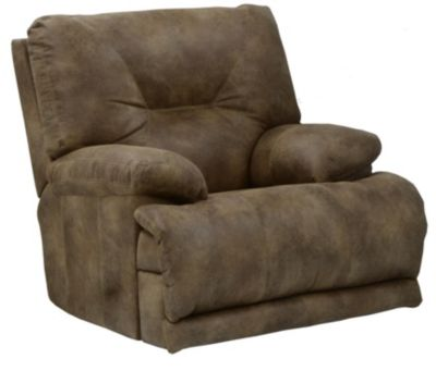 Catnapper 438 Collection Power Lay Flat Recliner