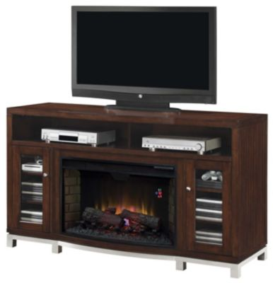Classic Flame/Tresanti Wesleyan Infrared Fireplace Console