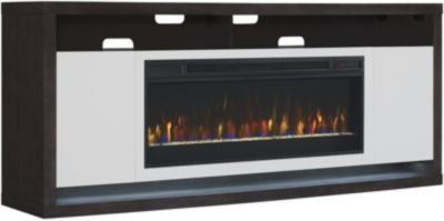 Classic Flame/Tresanti Bal Harbour Media Mantel Fireplace