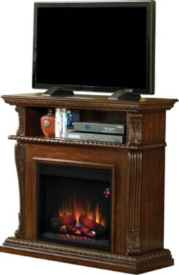 Classic Flame/Tresanti Corinth 42-Inch Media Fireplace