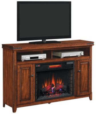 Classic Flame/Tresanti Mayfield Infrared Fireplace Console