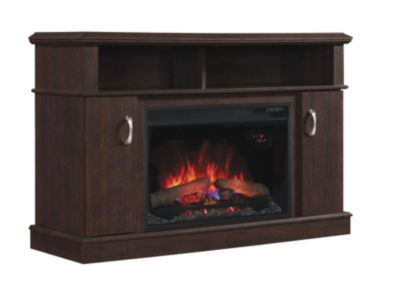 Classic Flame/Tresanti Dwell Infrared Fireplace Console