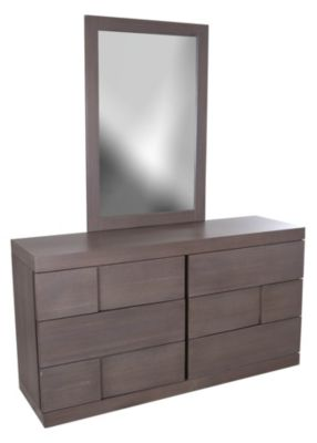 Chintaly Sydney Dresser with Mirror