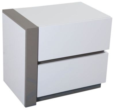 Chintaly Manila Left-Facing Nightstand