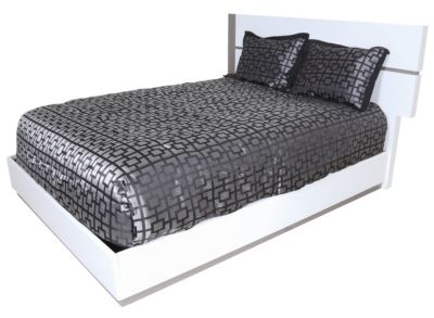 Chintaly Manila King Bed