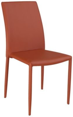 Chintaly Fiona Brown Side Chair