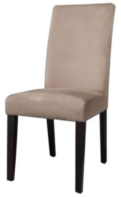 Chintaly Maria Taupe Side Chair