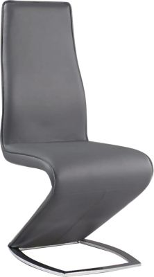 Chintaly Tara Gray Side Chair