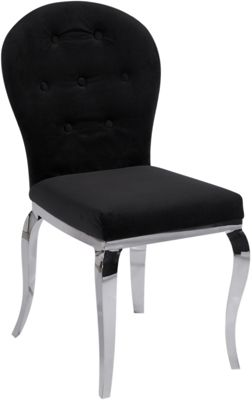 Chintaly Teresa Oval Side Chair